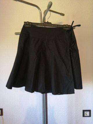 Falda Desigual T-M
