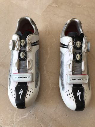Zapatillas Specialized ciclismo carretera talla 40