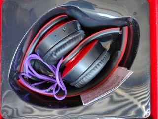 Cascos stereo, bluetooth