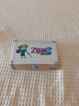 caja metalica zelda