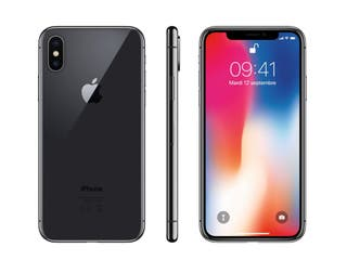 iPhone X 64 Gb - Gris Espacial