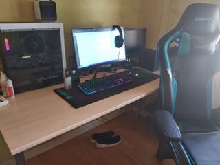 Setup Gaming completo
