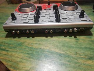 Mesa mezcla dj console mk4 hercules