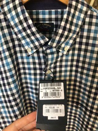 Camisa hombre PAUL&SHARK