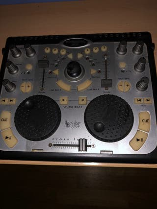 Hércules dj control Mp3