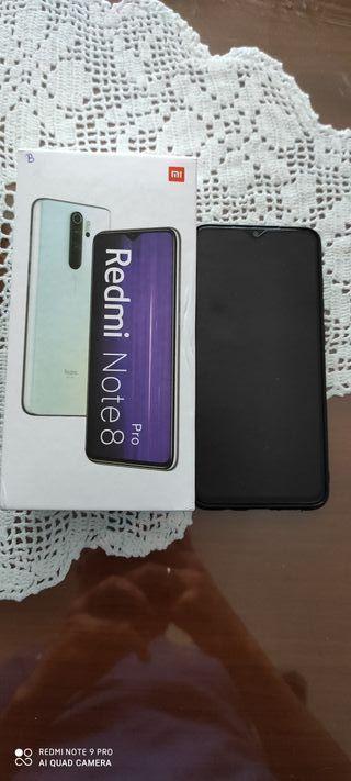 XIAOMI REDMI NOTE 8 PRO 128GB/6GB AZUL!!