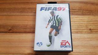 FIFA 97 (PAL ESPAÑA) - SEGA MEGA DRIVE