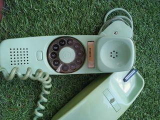 Telefono gondola Verde pistacho