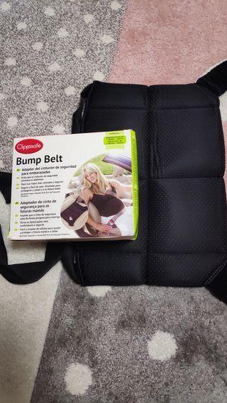 Adaptador del cinturón de seguridad para embarazad