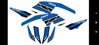 Yamaha Raptor 350 yfm r