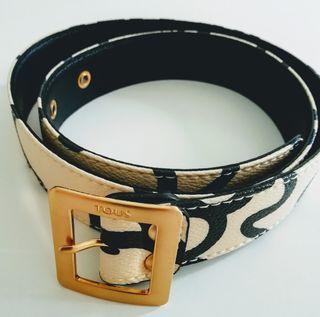 cinturon original tous