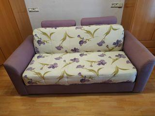Sofa cama de calidad, muy cómodo para ser de este