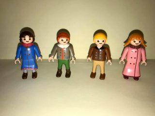 Playmobil Heidi invierno