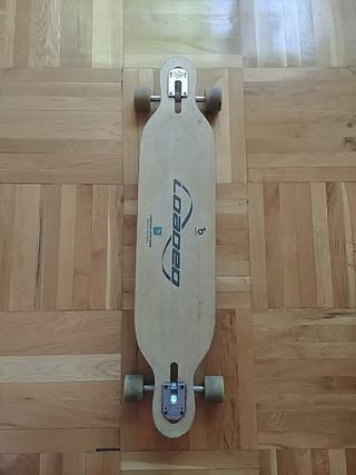 Longboard Loaded Dervish