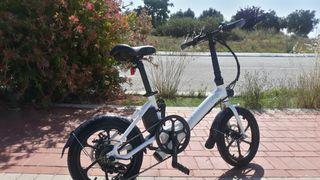 Bicicleta eléctrica plegable 16 pulgadas FIIDO D3S