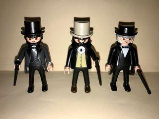Playmobil caballero victoriano