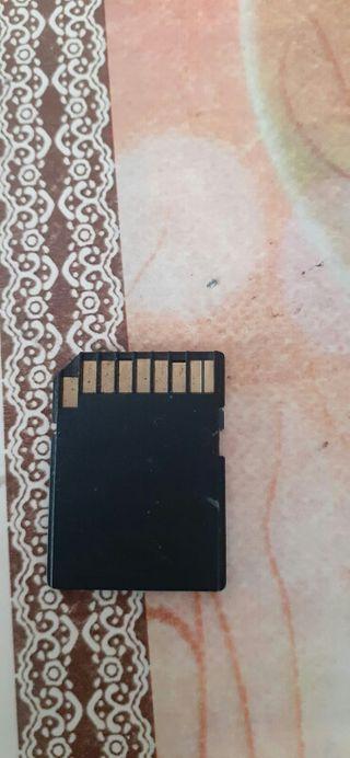 vendo tarjeta SD