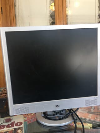 Pantalla grande HP ordenador