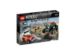lego 75894. Speed champions Mini cooper.