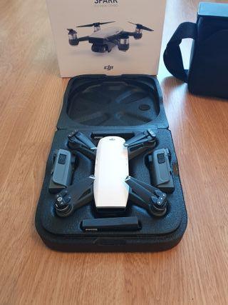 Dron DJI Spark + Accesorios