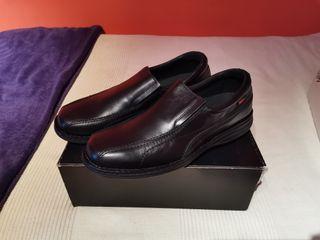 Zapatos trabajo negros