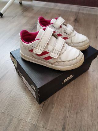 Zapatillas Adidas niña talla 27