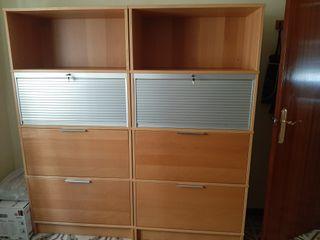 Mueble de despacho archivador