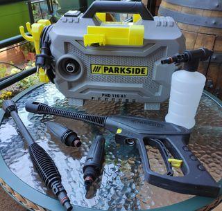 Limpiadora de alta presión PHD 110 A1 Parkside