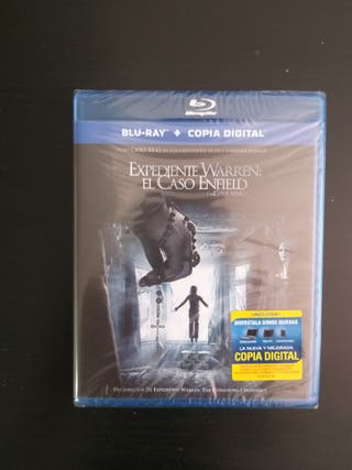 Película Expediente Warner DVD Original