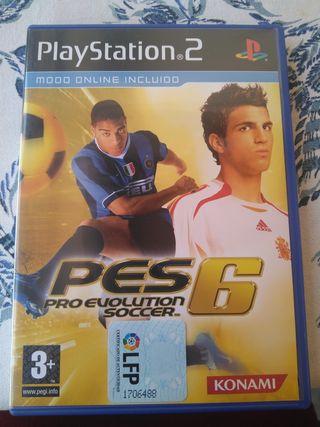 videojuego PlayStation 2
