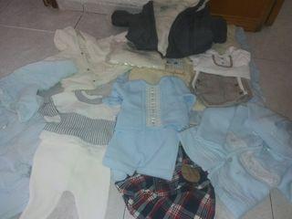 ropa de bebe 0 a 9