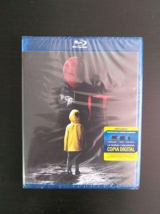 Película IT DVD blue-ray Original
