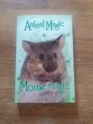 4 Animal magic books