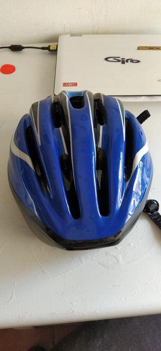 casco de bicicleta infantil