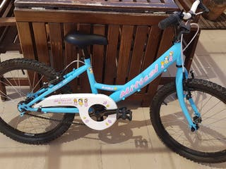 Bicicleta Infantil 20' Mítica Laika