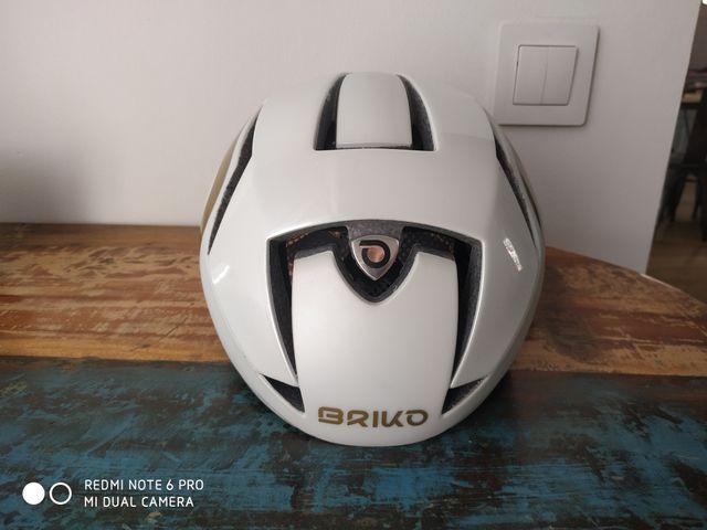 casco briko gas