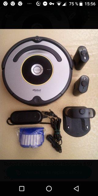 Robot aspirador I-Robot Roomba
