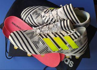 Botas de fútbol Adidas Nemeziz 17.1 Fg n°42