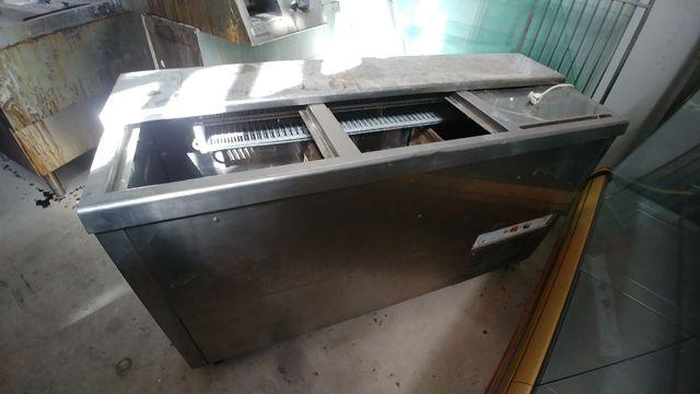 cámara frigorifica bar