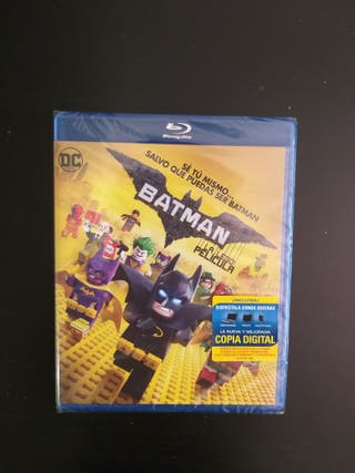 Película Batman Lego DVD blue-ray Original