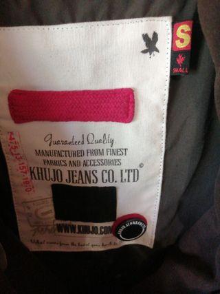 Parka Khujo Jeans talla S