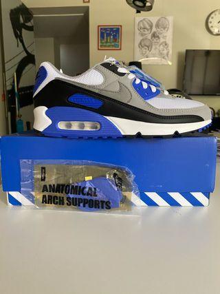 Air max 90 royal blue (42)