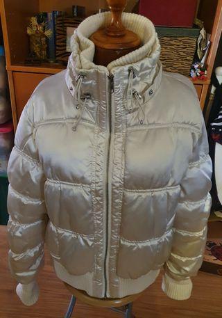 chaqueta acolchada b.young