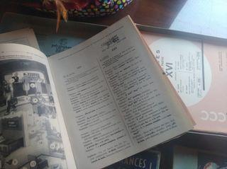 Antiguo curso Francés CCC Años 50