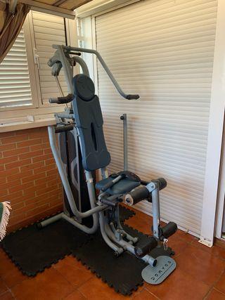 Equipo de fitness