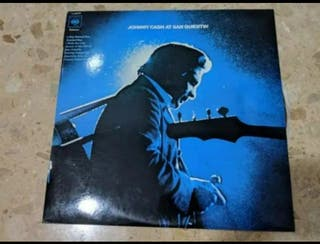 Vinilo Johnny Cash