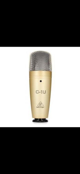 Microfono de Condensador Berihnger