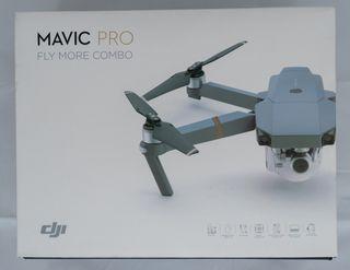 DJI Mavic Pro (Fly More Combo)