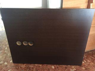 2 Panel frontal madera