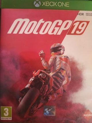 MOTO GP19 Xbox One
